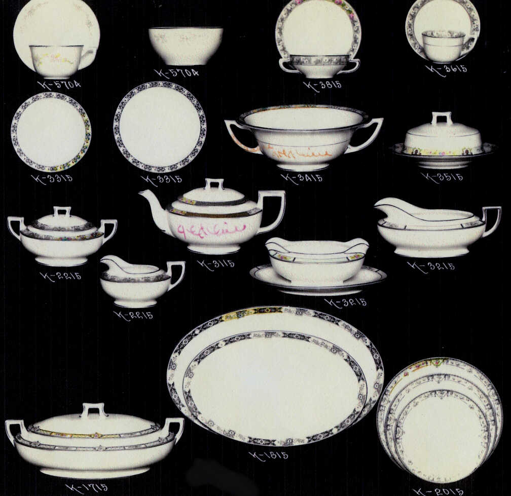 Early 1920s HLC Patterns