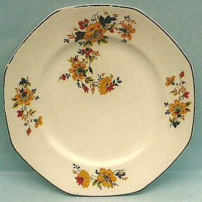Yellowstone By The Homer Laughlin China Company
