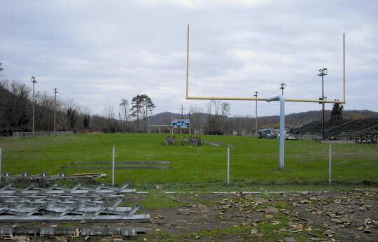 Memorial Field Newell West Virginia Hancock County